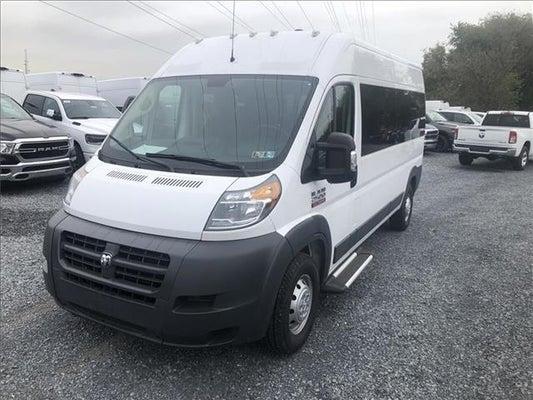 Dodge Promaster Van >> 2018 Ram Promaster Cargo Van Reading Pa Allentown Lebanon King Of