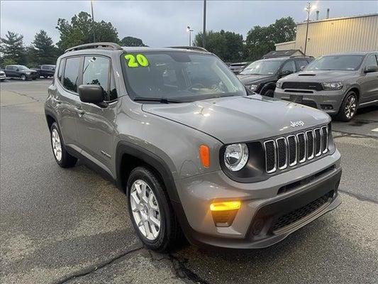 2020 Jeep Renegade Sport Fwd Reading Pa Allentown Lebanon Berks County Pennsylvania Zacnjaab3lpl62862